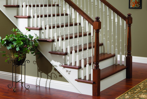 How Would You Describe Your Stairway? Dated? Old? Lifeless?