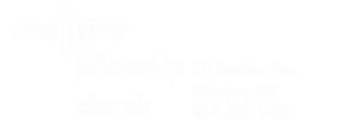 Crestview Fellowship logo