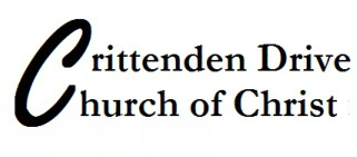 Crittenden Drive Church of Christ logo