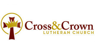 Cross and Crown Lutheran Church logo