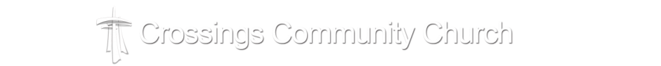 Crossings Community Church logo