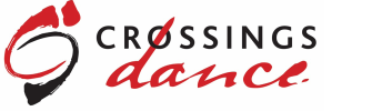 Crossings Dance logo