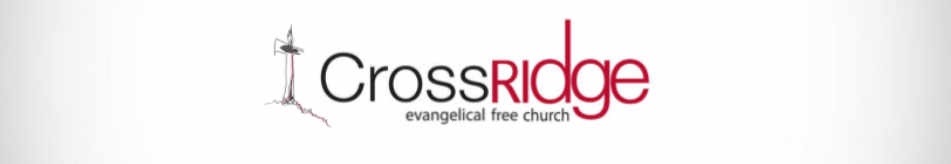 CrossRidge Evangelical Free Church logo