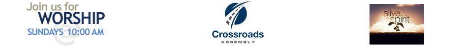 Crossroads Assembly of God logo