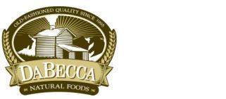 DaBecca Natural Foods logo