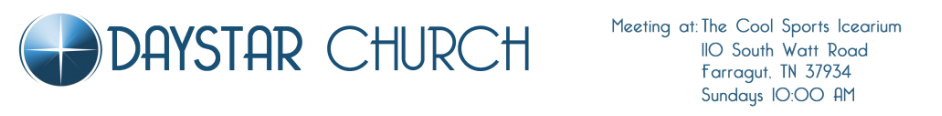 DayStar Church logo