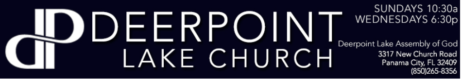 Deerpoint Lake Assembly of God logo