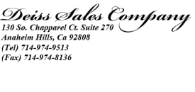 Deiss Sales Company Inc. logo