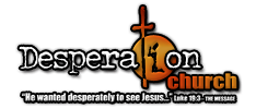 Desperation Church logo
