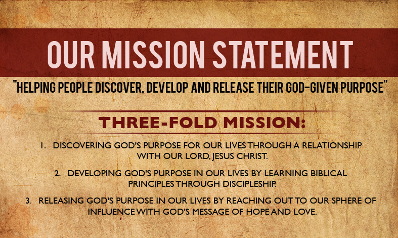 Our Mission Statement To Welcome To Destiny Christian Church Hawaii
