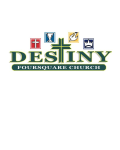 Destiny Foursquare Church logo