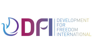 Development for Freedom International logo