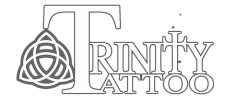 TRINITY TATTOO CO logo