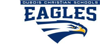 DuBois Christian Schools logo