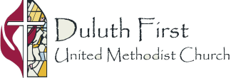 Duluth First United Methodist Church logo