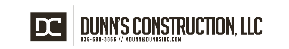 Dunn's Construction, LLC logo