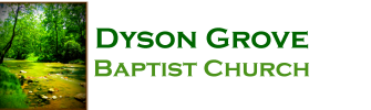 Dyson Grove Baptist Church logo