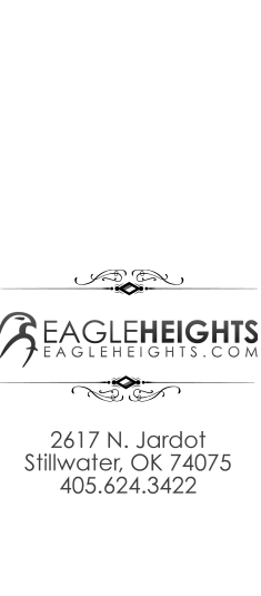 Eagle Heights - Stillwater, OK logo