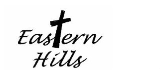 Eastern Hills Church of Christ logo