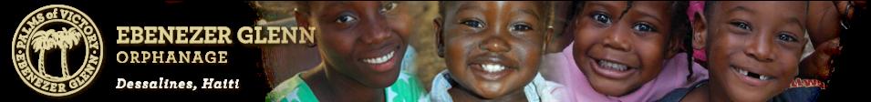 Ebenezer Glenn Orphanage logo
