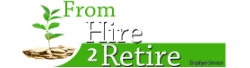 From Hire to Retire logo