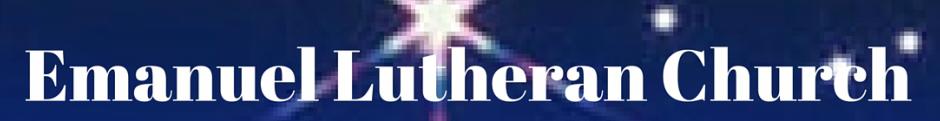 Emanuel Lutheran Church logo