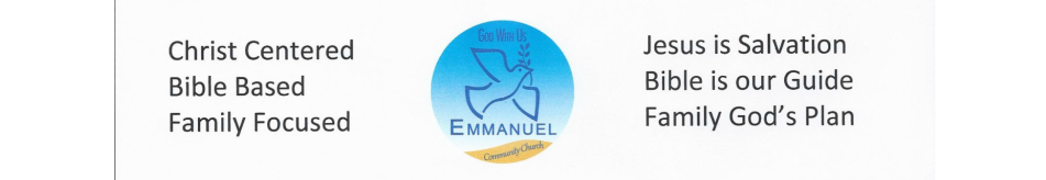 Emmanuel Community Church | Hawthorne, CA logo