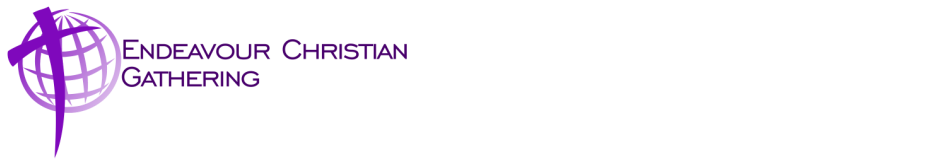 Endeavour Christian Gathering logo