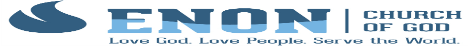 Enon Church of God logo