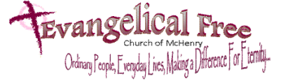 Evangelical Free Church of McHenry logo