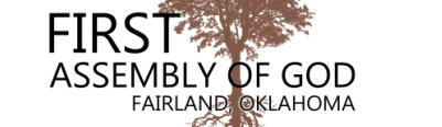 Fairland First Assembly of God Church logo