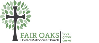 Fair Oaks United Methodist Church/Little Methodist School logo