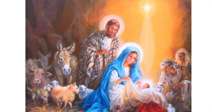 Дорогие друзья. Пусть Рождественская история всегда согревает Ваши сердца