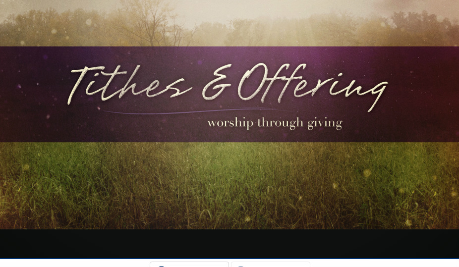Tithes And Offering | www.imgkid.com - The Image Kid Has It!