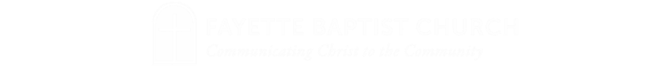 Fayette Baptist Church logo