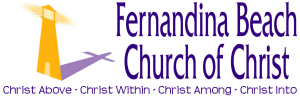 Fernandina Beach Church of Christ logo