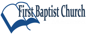 First Baptist Church of Medford logo
