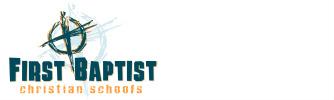 First Baptist Christian Schools logo