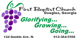 First Baptist Church logo