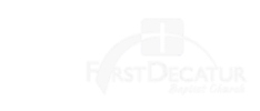 First Baptist Church Decatur logo