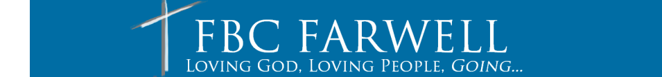 First Baptist Church Farwell logo