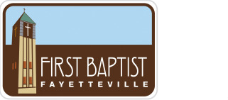 First Baptist Church Fayetteville, Arkansas logo