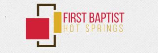 FBC Hot Springs Arkansas logo