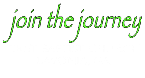 First Baptist Church Lavonia GA logo