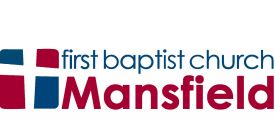 First Baptist Church Mansfield logo