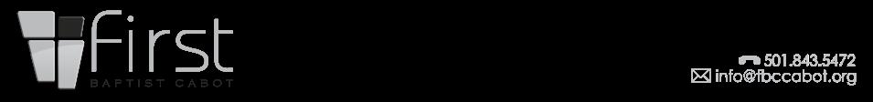first baptist cabot logo