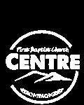 First Baptist Church of Centre logo