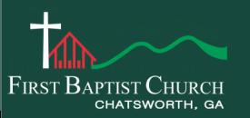 First Baptist Church of Chatsworth logo