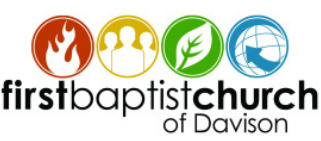 First Baptist Church of Davison logo