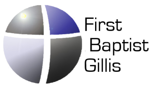 First Baptist Church of Gillis logo